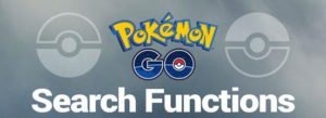 Pokemon GO Search Functions – Mass Evolution Guide