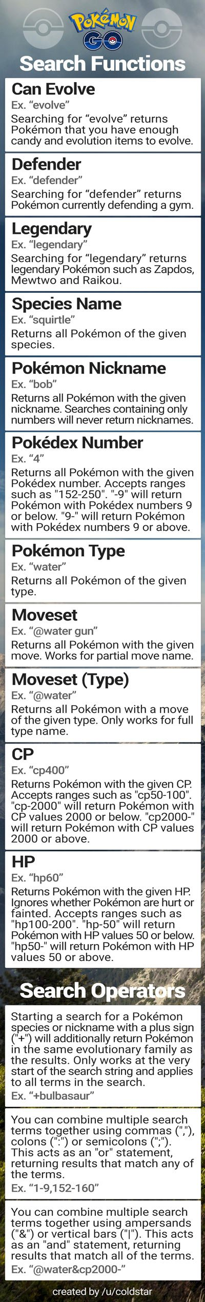 Pokemon-GO-Search-Functions