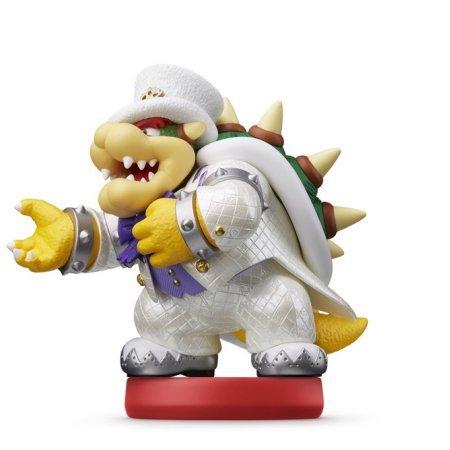 Super Mario Odyssey Bowser Amiibo