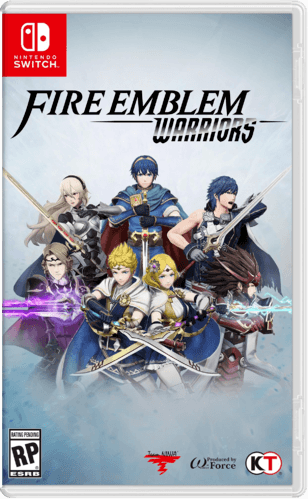 Fire Emblem Warriors DLC Characters