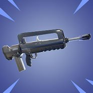 Burst Assault Rifles Fortnite