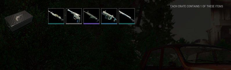 Playerunkown-battleground-Weapon-Skins