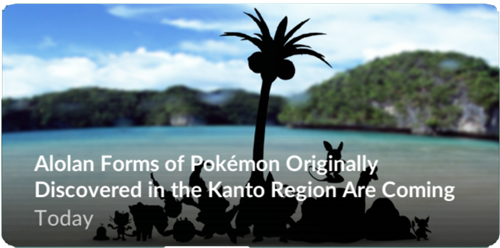 Pokemon Go Alolan Pokemon List Types And Stats