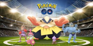 Pokemon GO Battle Showdown Event