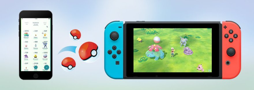 Pokemon Lets GO Transfer Pokemon GO
