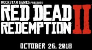 Red Dead Redmeption 2 Release Date