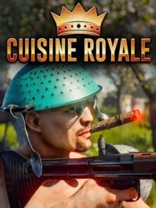 Cuisine Royale All Weapon Stats