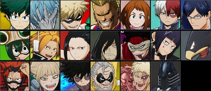 My-Hero-Academia-One's-Justice-Characters-List