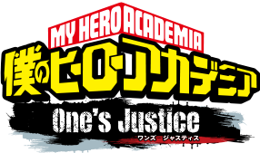 My Hero Academia One's Justice Characters
