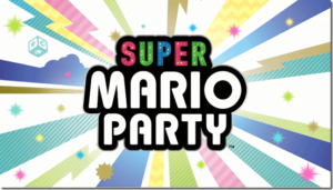 Super Mario Party Items
