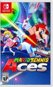 Mario Tennis Aces Unlockable Characters
