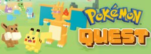 Pokemon Quest Evolutions