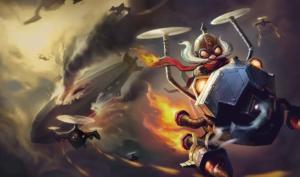 Corki Build League of Legends Wild Rift