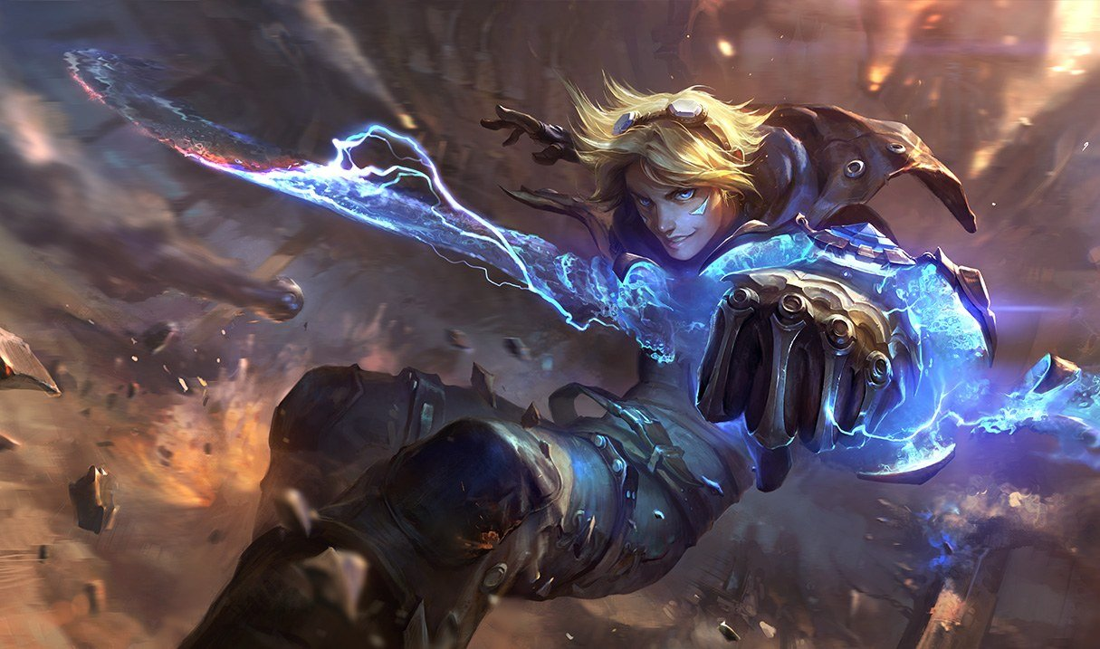 Ezreal Build S9 | Runes, Item Build, Skill Order and Stats | Patch 9 15