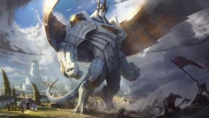 Galio Build League of Legends Wild Rift