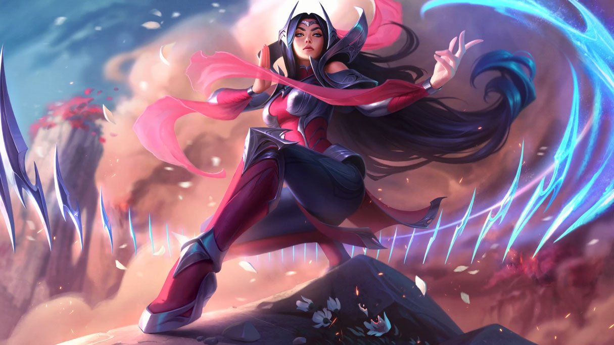 Irelia Build S9 Runes Item Build Skill Order And Stats Patch 98