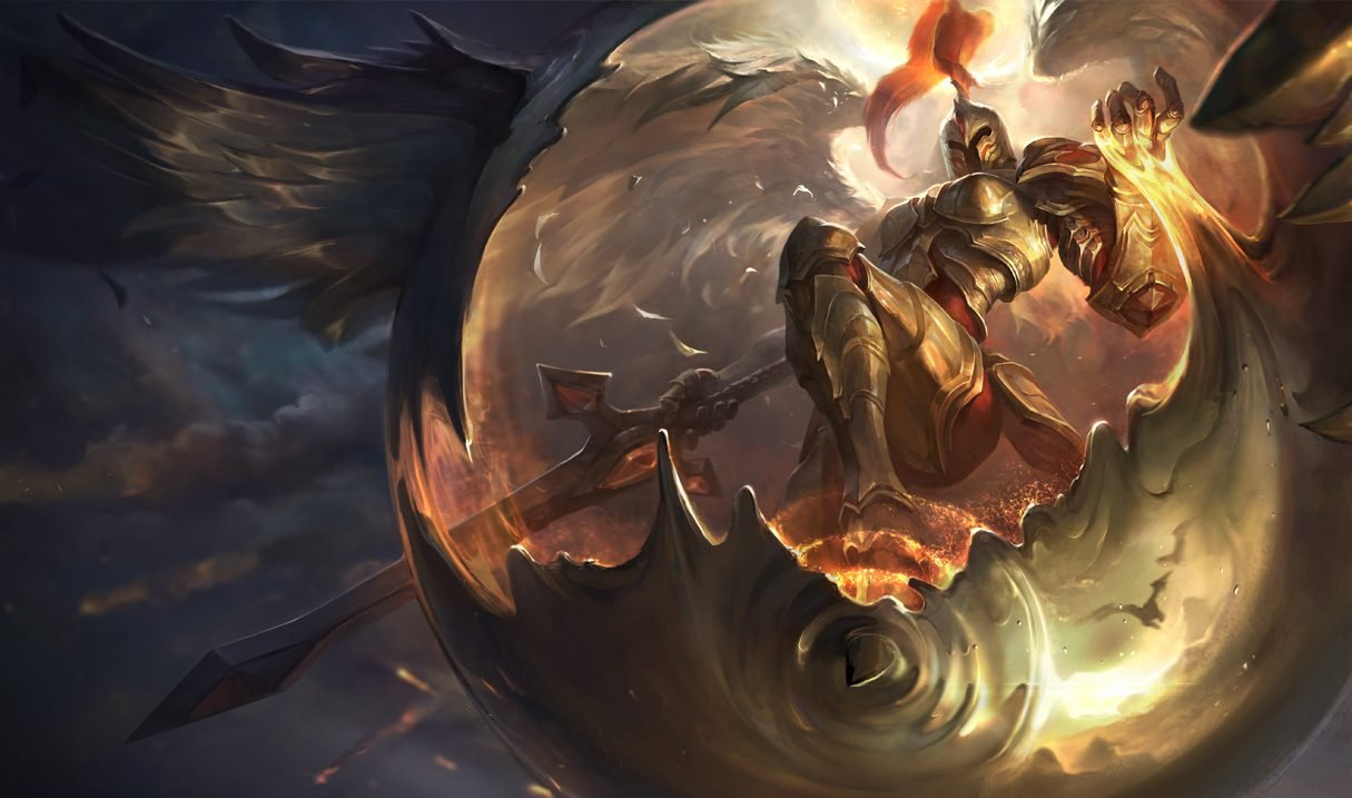 Kayle Build S9 Runes Item Build Skill Order And Stats Patch 913