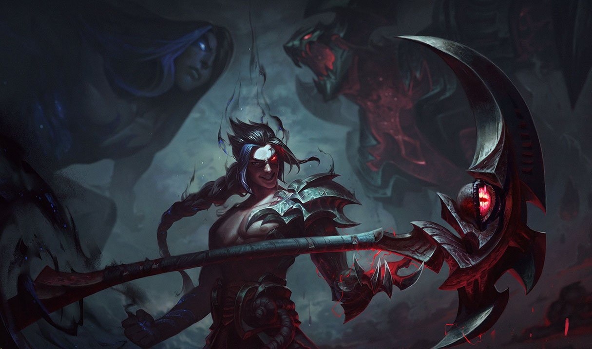 Kayn Build S10   Runes, Item Build, Skill Order and Stats   Patch 10.18
