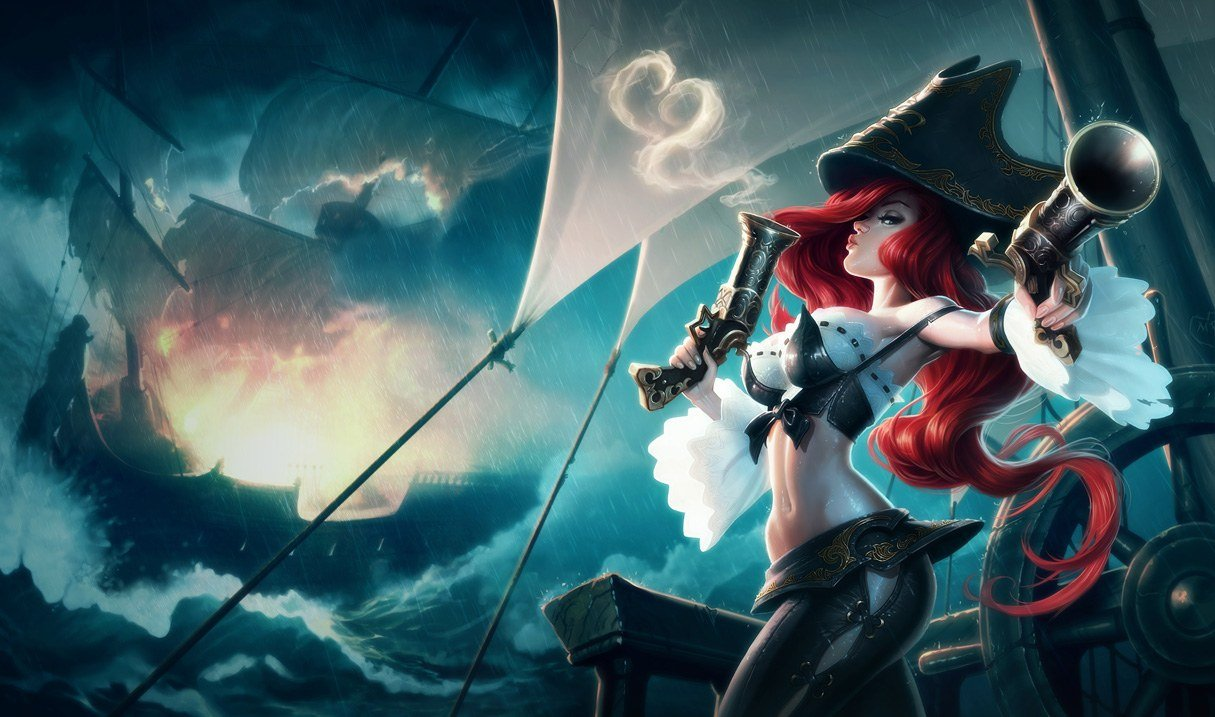 Miss Fortune Build S11 Runes Mythic Item Build Skill Order Lol 11 4