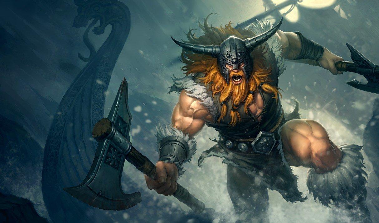 Olaf Build S11 Runes Mythic Item Build Skill Order Lol 11 4
