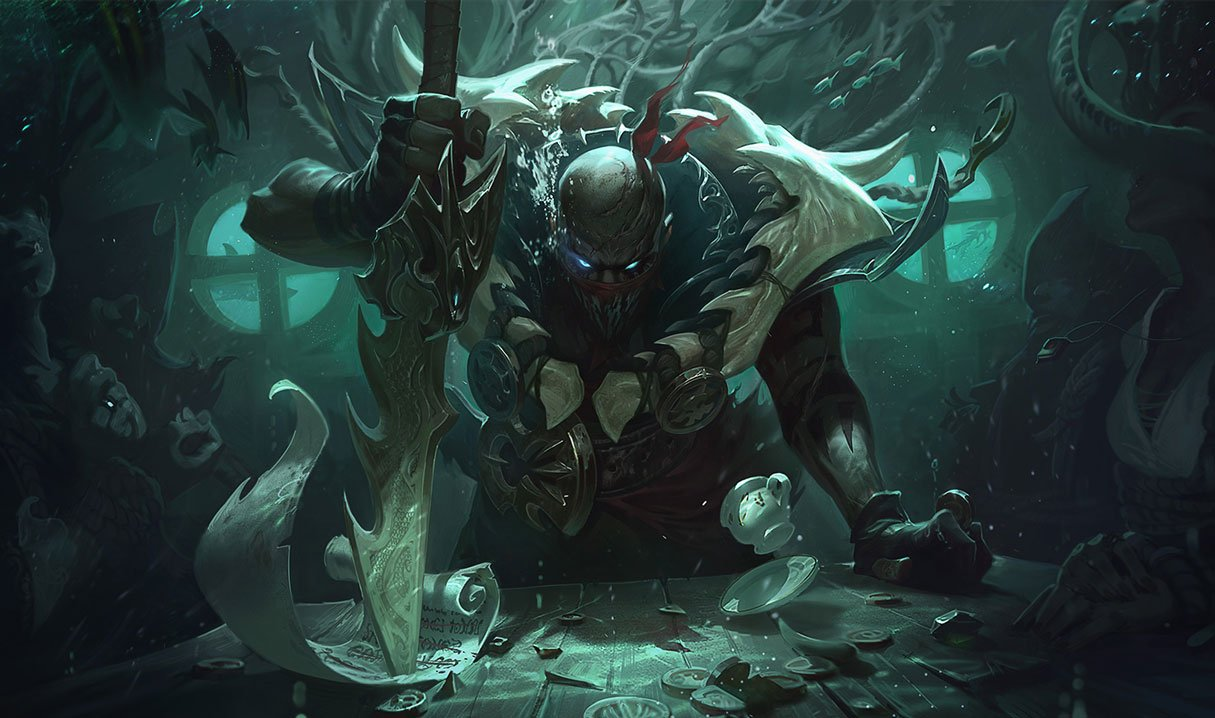 Pyke Build S9 | Runes, Item Build, Skill Order and Stats