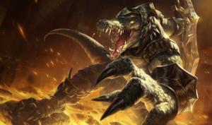 Renekton Build League of Legends Wild Rift