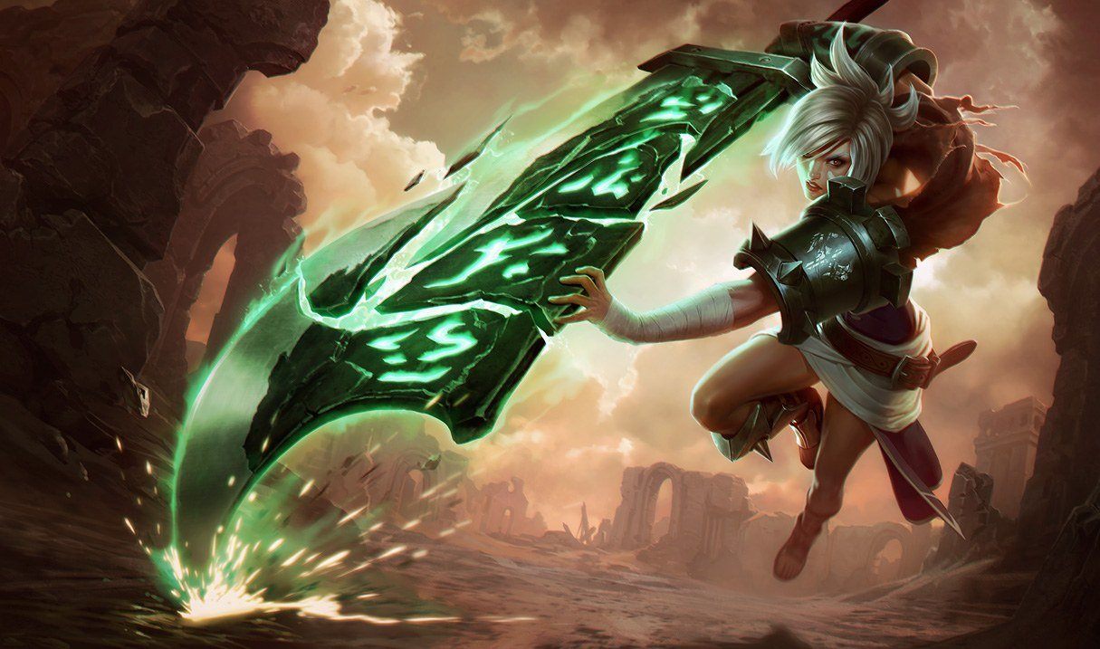Riven Build S10 Runes Mythic Item Build Skill Order Lol 10 23
