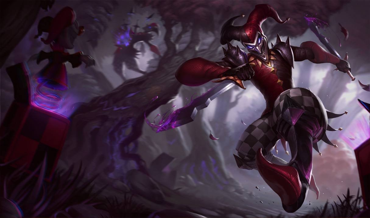 Shaco Build S9 | Runes, Item Build, Skill Order and Stats