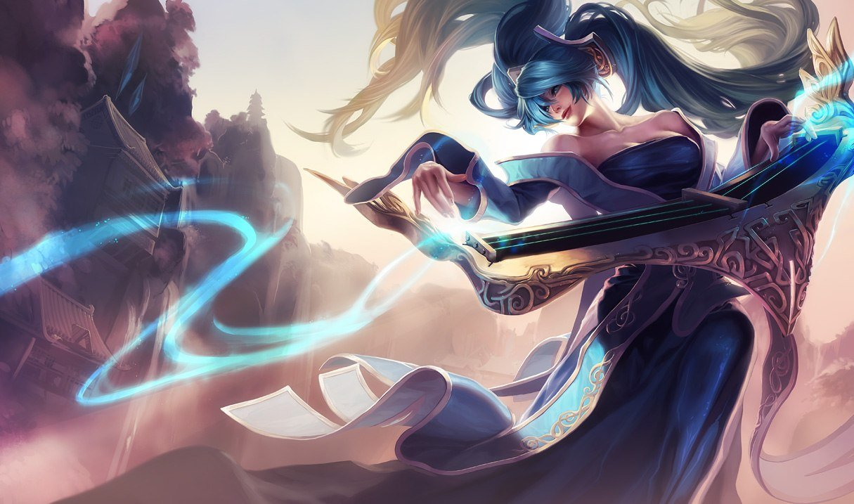 Sona Build S9 Runes Item Build Skill Order And Stats Patch 913
