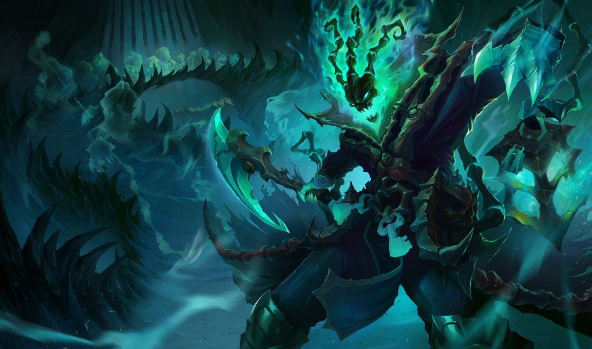 Thresh Build S9 Runes Item Build Skill Order And Stats Patch 913