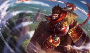 Wukong Build League of Legends Wild Rift