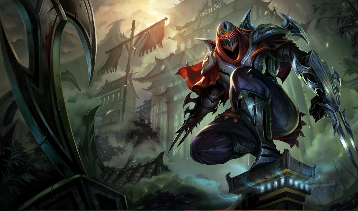 Zed Build S9 | Runes, Item Build, Skill Order and Stats