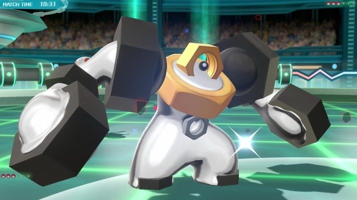 Pokemon Lets Go Meltan and Melmetal