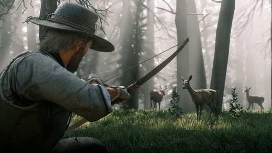 Red Dead Redemption 2 Animals List Hunting Wildlife Legendary