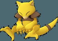 Abra Pokemon Lets GO