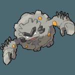 Alolan Graveler Pokemon Lets GO