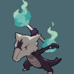 Alolan Marowak Pokemon Lets GO