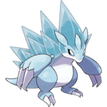 Alolan Sandslash Pokemon Lets GO
