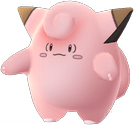 Clefairy Pokemon Lets GO