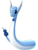Dragonair Pokemon Lets GO