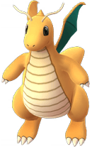 Dragonite Pokemon Lets GO