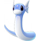 Dratini Pokemon Lets GO