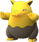 Drowzee Pokemon Lets GO