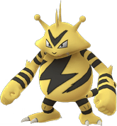 Electabuzz Pokemon Lets GO