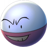 Electrode Pokemon Lets GO