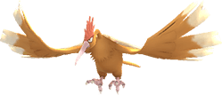 Fearow Pokemon Lets GO