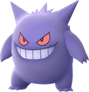 Pokemon Let's Go Gengar | Moves, Evolutions, Locations and