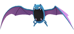 Golbat Pokemon Lets GO