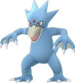 Golduck Pokemon Lets GO