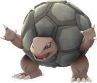 Golem Pokemon Lets GO